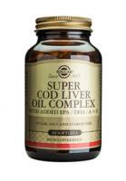 Solgar Super Cod Liver Oil Complex