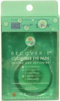 Mattisson Healthcare Recover E cucumber eye pads