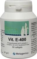Metagenics Vitamine E 400IE