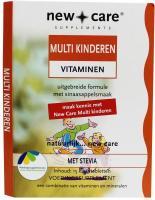 NewCare Multi kinderen kauwtabletten met Stevia
