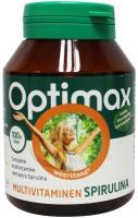 Optimax Multivitaminen spirulina