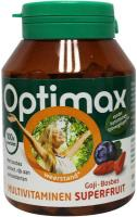 Optimax Multivitaminen  goji-bosbes