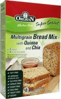 Orgran Broodmix multi grain quinoa chia