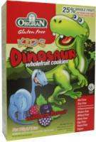 Orgran Dinosaurus fruitkoekjes