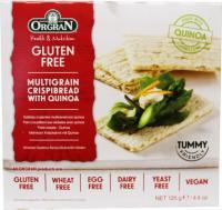 Orgran Crispybread quinoa