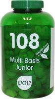 AOV 108 Multi basis junior 180 tabletten