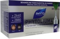 Phyto Paris Phytolium 4 haaruitval behandeling
