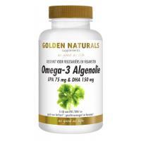Golden Naturals Omega-3 Algenolie liquid capsules