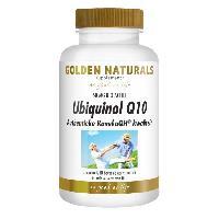 Golden Naturals Ubiquinol Q10