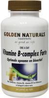 Golden Naturals Vitamine B complex forte