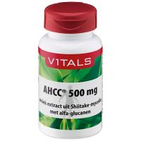 Vitals AHCC 500 mg.