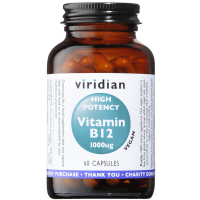 Viridian Vitamin B12 1000 µg