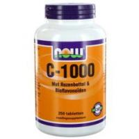 NOW C-1000 With Rose Hips & Bioflavonoids