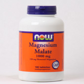 NOW Magnesium Malate