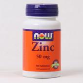 NOW Zinc Gluconate 50 mg