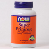 NOW Super Primrose Oil 1300 mg