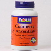 NOW Cranberry concentrate