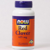 NOW Red clover 425 mg