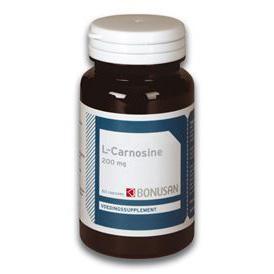 Bonusan L-Carnosine 200 mg