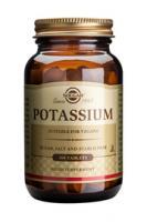 Solgar Potassium (kalium) tablets