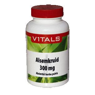 Vitals Alsemkruid 300 mg (absinthii herba pulvis)