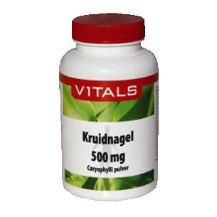 Vitals Kruidnagel 500 mg