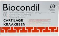 Trenker Biocondil tabletten chondroitine glucosamine vitamine C