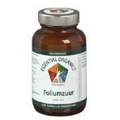 Essential Organics Foliumzuur 400 mcg  (Vitamine B11)