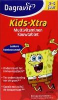 Dagravit Multi Kids 2 - 5 jaar Framboos