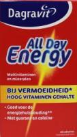 Dagravit All Day Energy met cafeine
