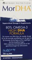 Minami Nutrition Mor DHA  Citroen