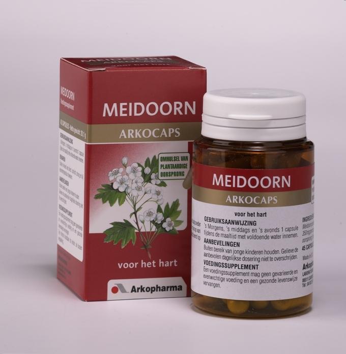 Arkocaps Meidoorn