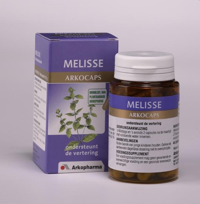 Arkocaps Melisse