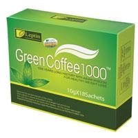 Green Coffee Green Coffee 1000 Leptin