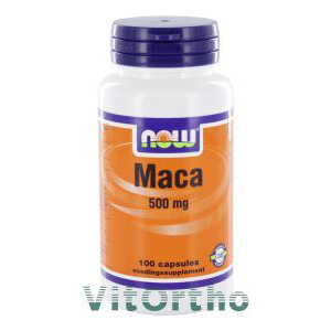 NOW Maca (Poeder)