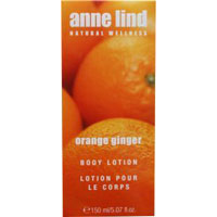 Annemarie Borlind Bodylotion Orange Ginger