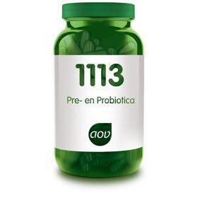 AOV 1113 Pre- en Probiotica