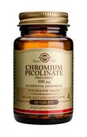 Solgar Chromium Picolinate 100 Ug