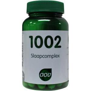 AOV 1002 Slaapcomplex