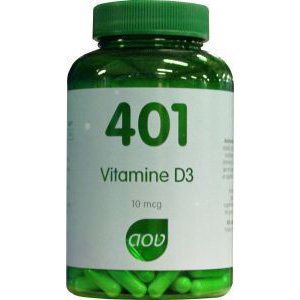 AOV 401  Vitamine D3  10mcg.