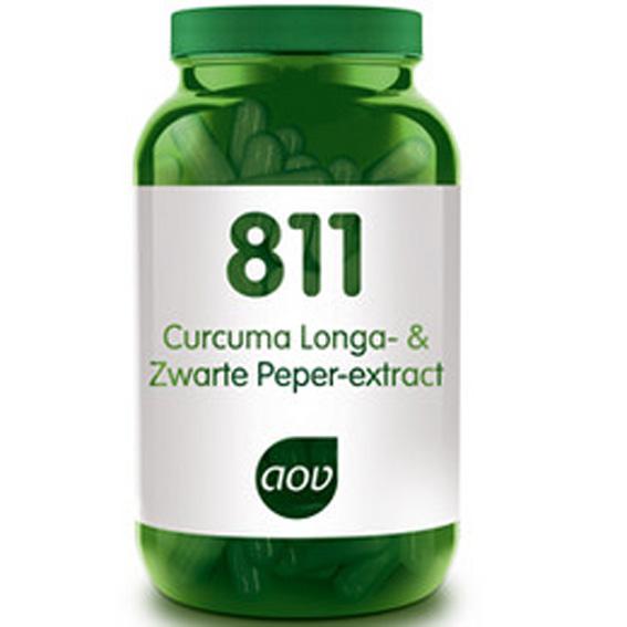 AOV 811 Curcuma Longa  & Zwartw peper-extract