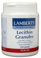 Lamberts Lecithine granulen