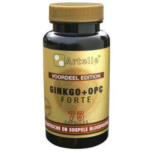 Artelle Ginkgo + OPC forte
