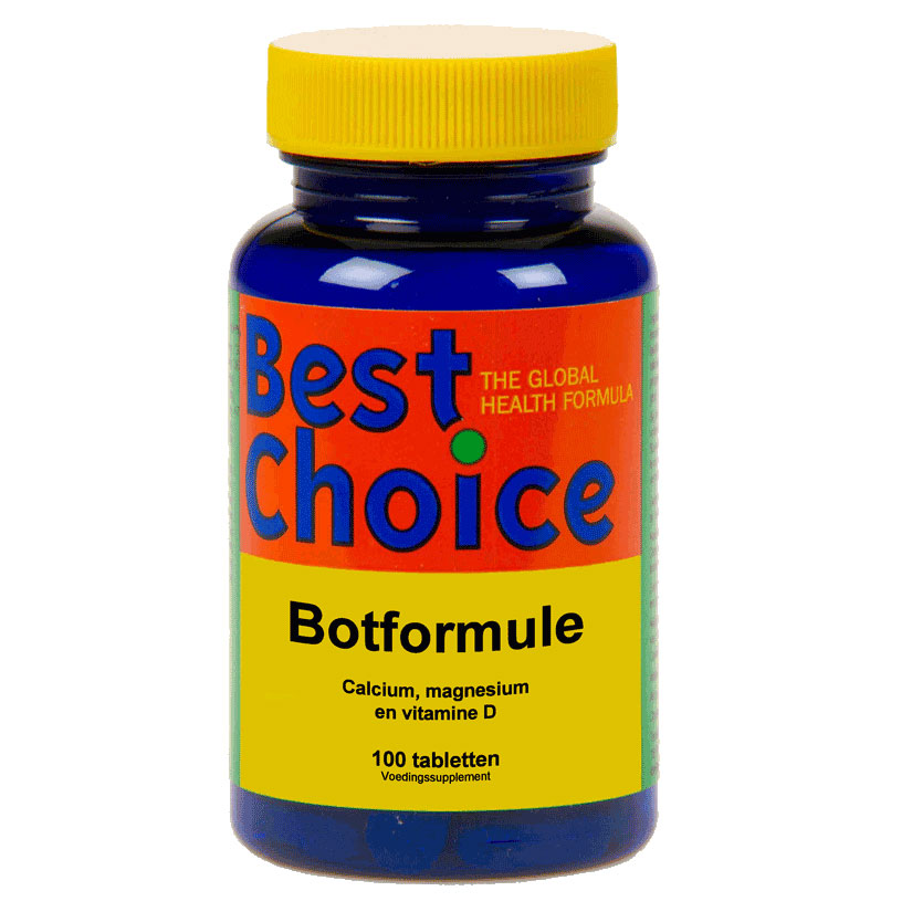 Best Choice Botformule Cal/mag Vitamine D