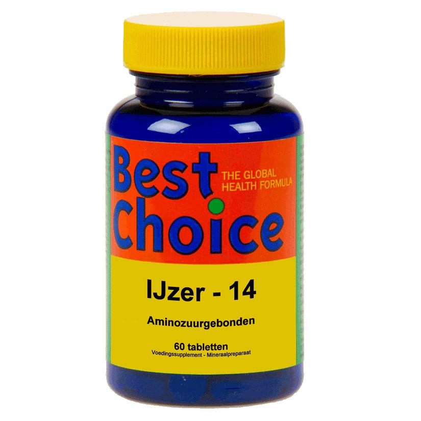 Best Choice IJzer 14