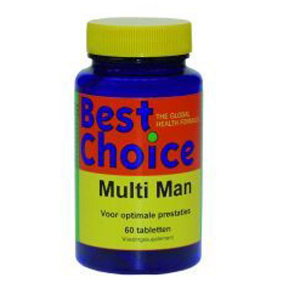 Best Choice Multi man