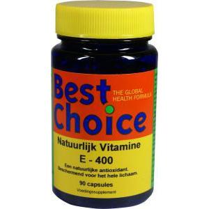 Best Choice Natuurlijke vitamine E