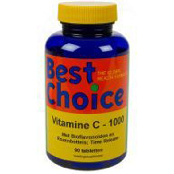 Best Choice Vitamine C1000mg & bioflavonoiden