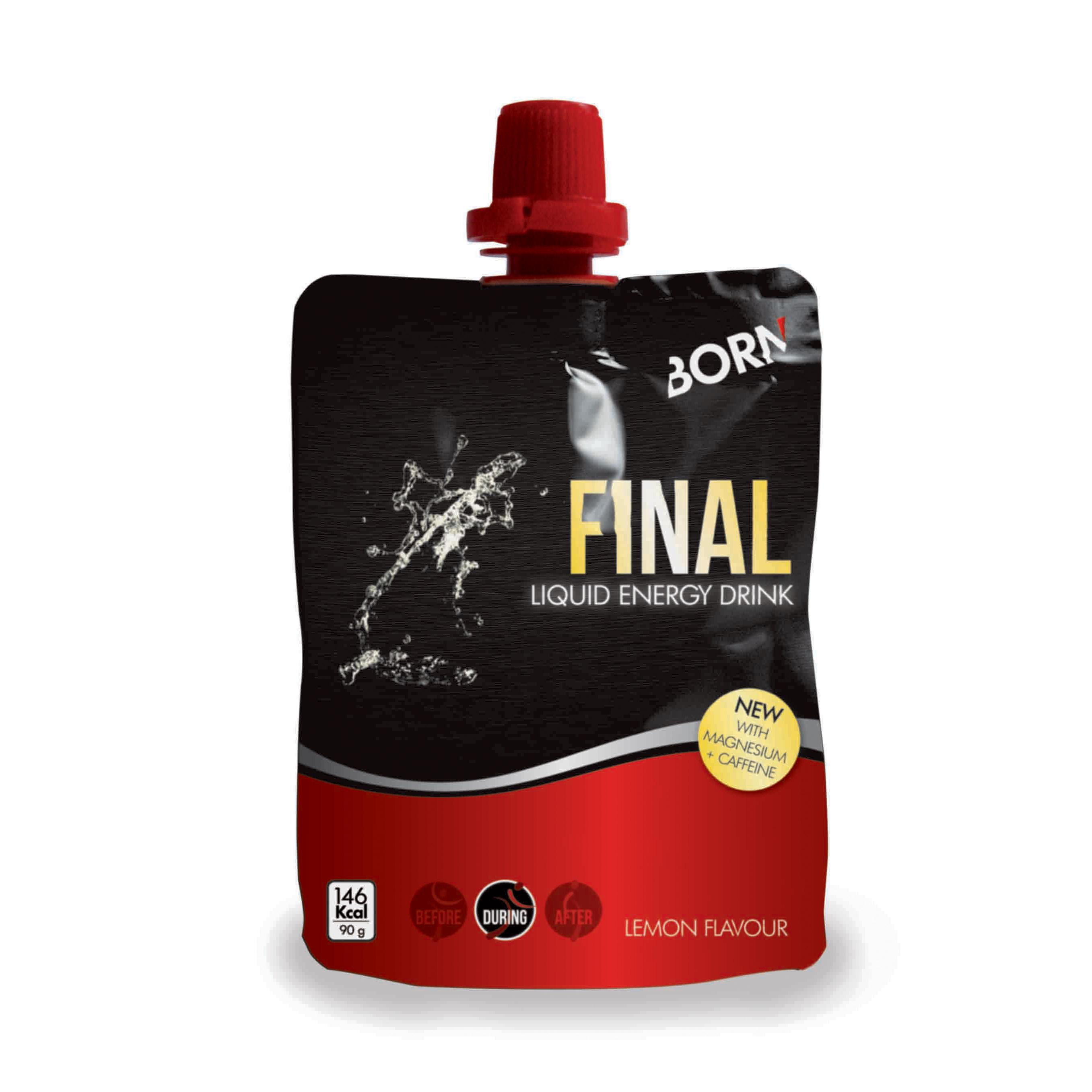 Born FINAL liquid energy drink
