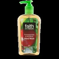 Faith in Nature Pomegranate & Rooibos handzeep.